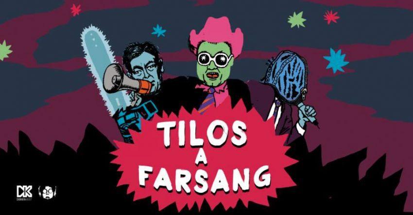 TILOS A Farsang! Zuboly, Tudósok, Lopunk, Flash és sokan mások!