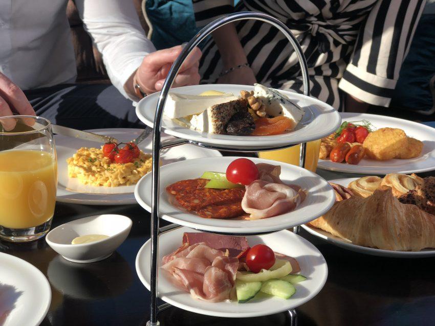 Corso Restaurant brunch