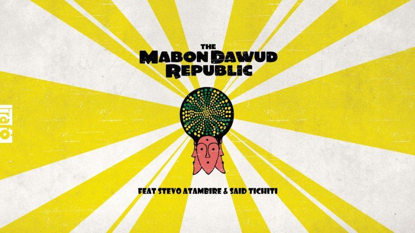 The Mabon Dawud Republic / Lemezbemutató koncert