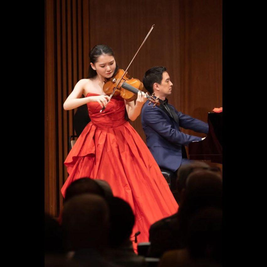 Moné Hattori és a Liszt Ferenc Kamarazenekar