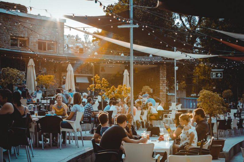 Kerthelyiség Budapest: Budai Parkszínpad