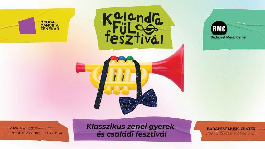 Programok Budapesten Augusztus 20-án: Kalandra fül fesztivál