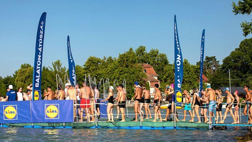 Hétvégi programok: Balaton átúszás 2020
