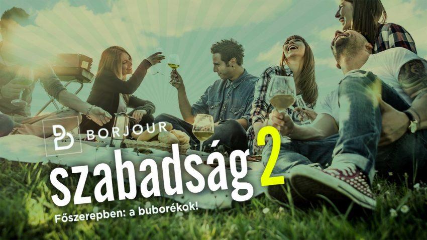 Hétvégi programok Budapesten: Borjour Szabadság 2.