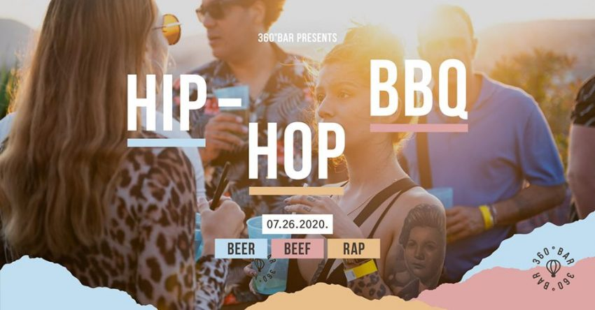 360 Bar presents: Hip-Hop BBQ E01