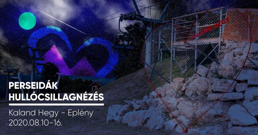 Hullócsillagnézés 2020 Balaton - Eplény