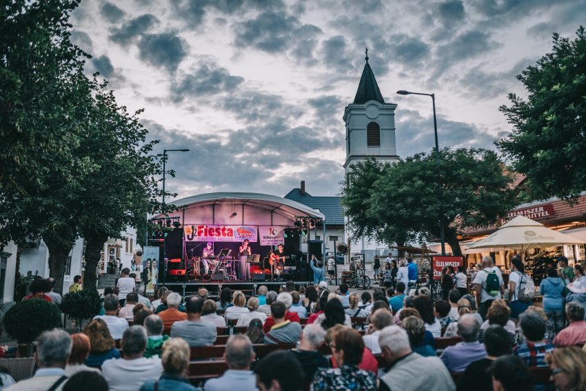 Balatoni fesztiválok 2020 augusztus: XII. Györöki JazzFiesta