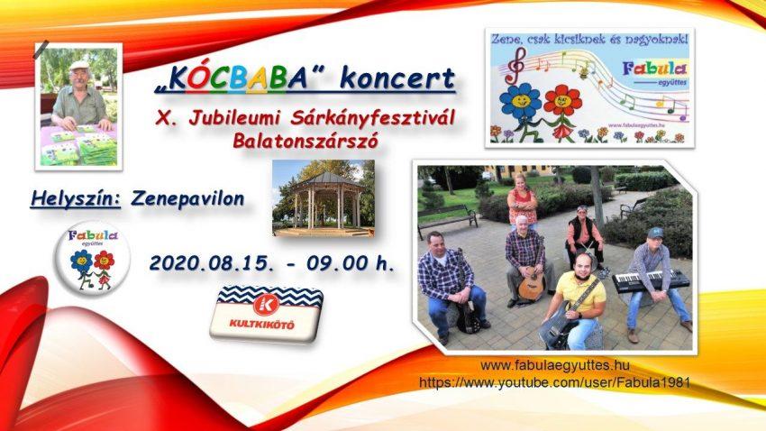 Balatoni programok augusztus: Sárkányfesztivál