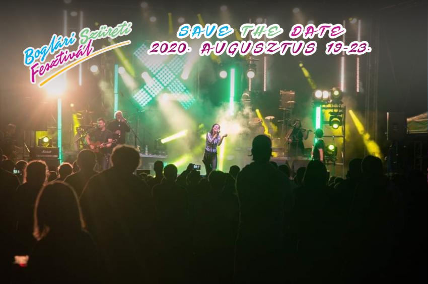 Balatonboglár programok 2020 augusztus: Boglári Szüreti Fesztivál