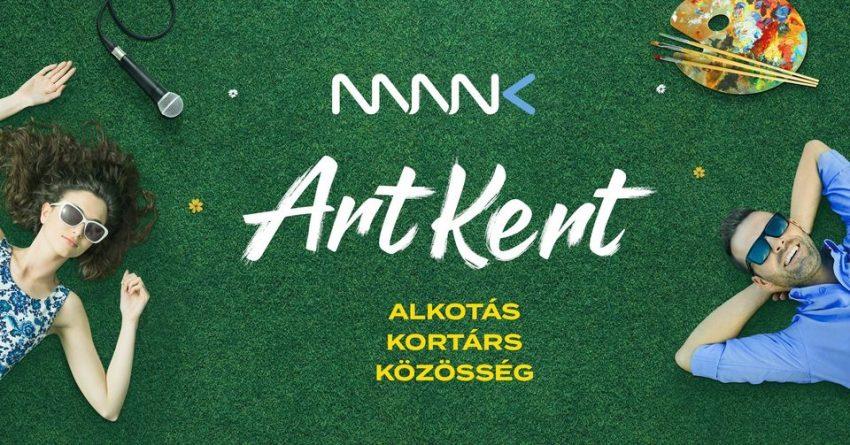 Hétvégi programok: ArtKert // Összművészeti fesztivál // 2020 (péntek-vasárnap)