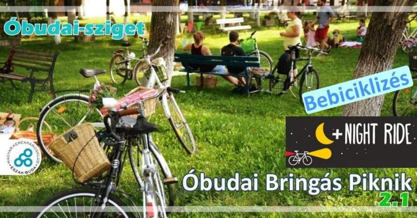 Programok augusztus 30-ra (vasárnap): Bringás Piknik