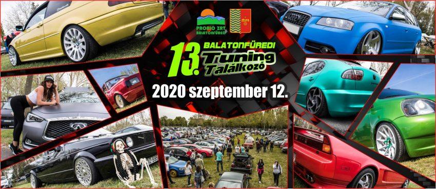 Programok Balatonfüred 2020 szeptember: 13. Autó Kiállítás És Autószépség Verseny
