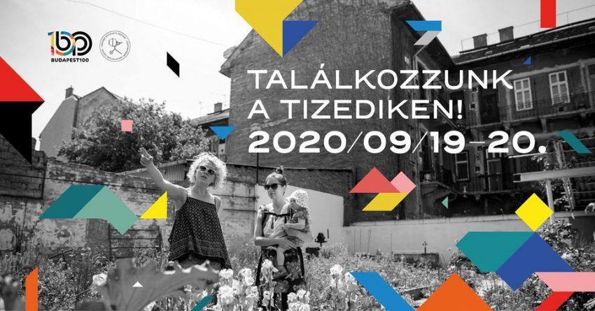 10. Budapest100 (2020. szeptember 19-20.)