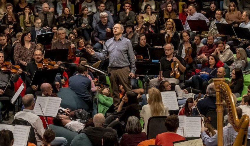 Programok Budapeste 2020 szeptember: Midnight Music Fischer Ivánnal (2020. szeptember 11.)