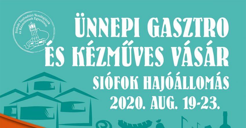 2020-ban kevés városban, köztük Siófokon lesz tűzijáték a Balatonnál