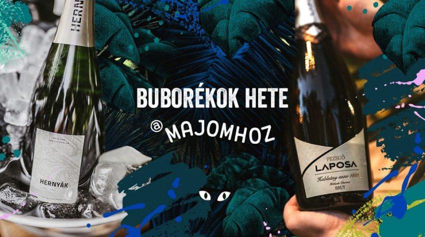 Budapesti programok a hétvégén: Buborékok hete aMajomhoz