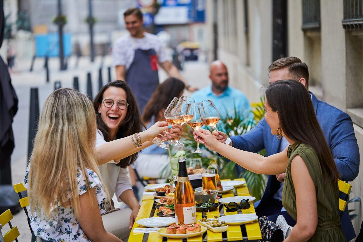 Instant spanyol nyaralás Budapesten