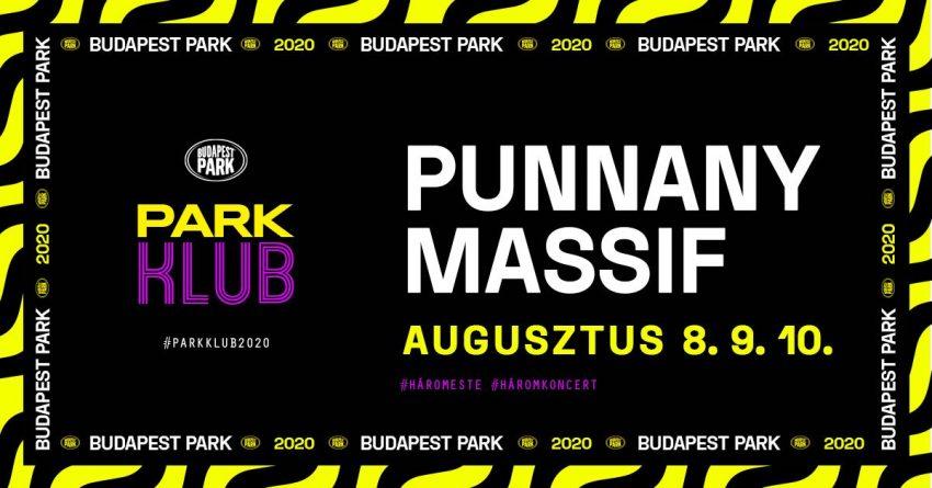 Punnany Massif Tripla - Budapest Park