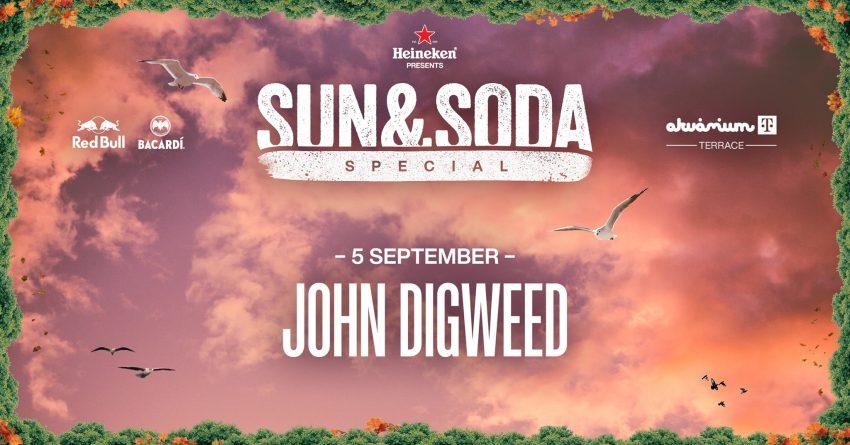 Hétvégi programok Budapest 2020 szeptember: Sun and Soda