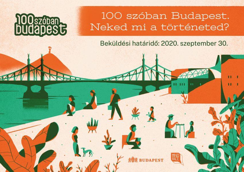 100 szóban Budapest pályázat 2020