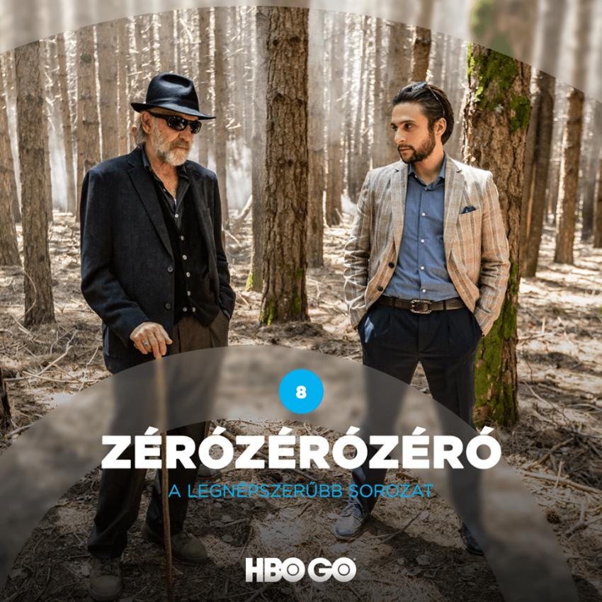 Legjobb HBO GO sorozatok 2020-ban: Zérózérózéró