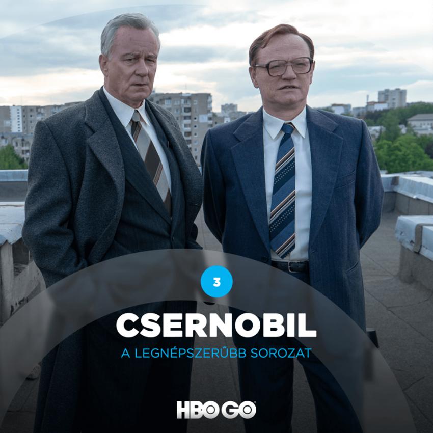Legjobb HBO sorozatok 2020-ban: Csernobil