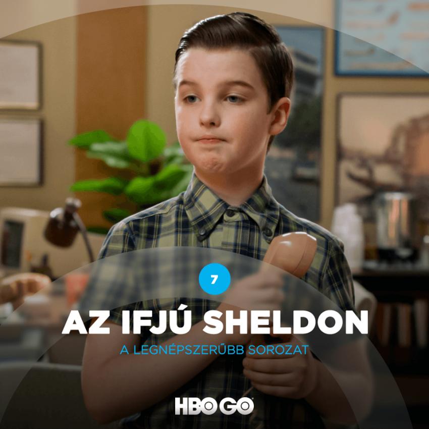 Legjobb HBO GO sorozatok 2020-ban: Az ifjú Sheldon