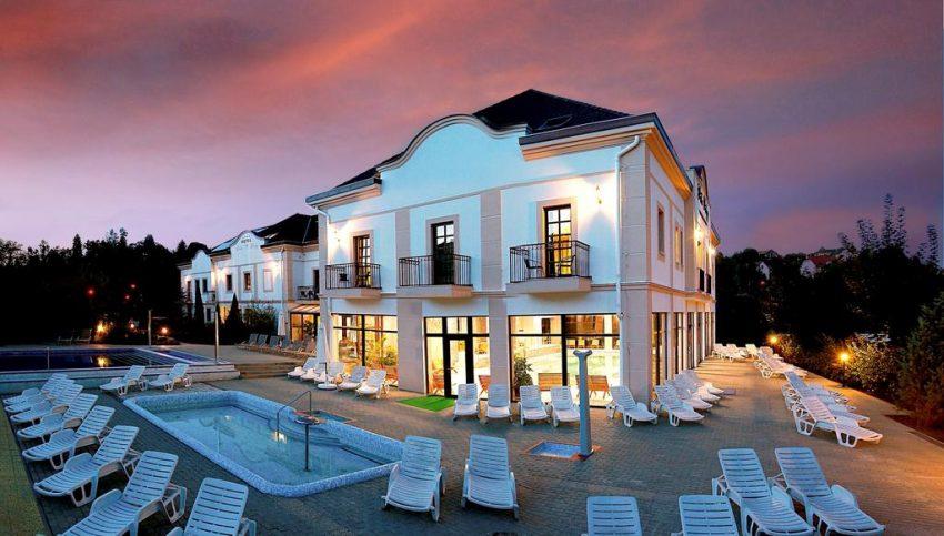 Szállás Eger környékén: Hotel Villa Völgy**** Wellness & Konferencia