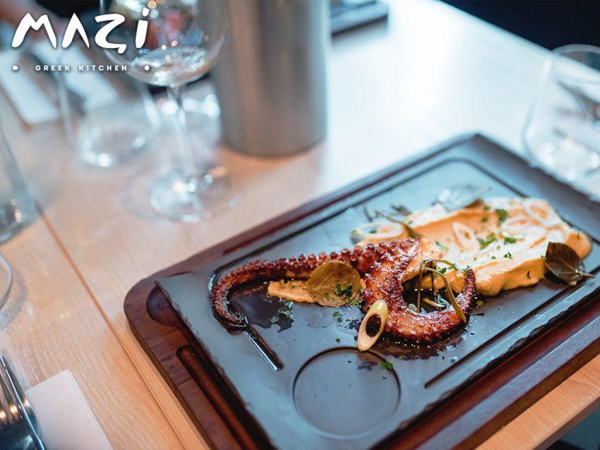 Nemzetközi éttermek Budapesten - A legjobb görög étterem: Mazi
