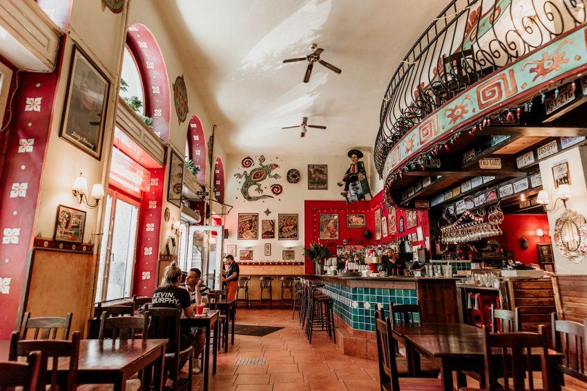 Nemzetközi éttermek Budapesten - A legjobb mexikói étterem: Iguana