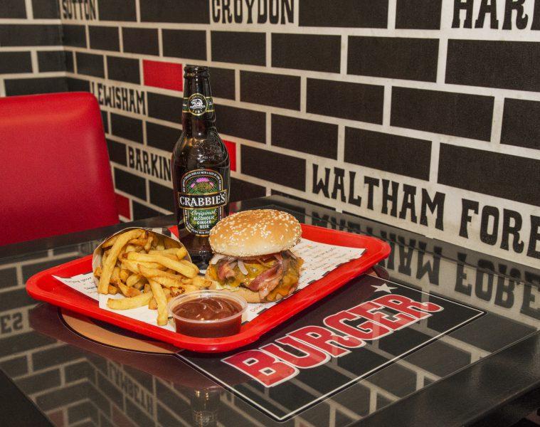 Nemzetközi éttermek Budapesten - A legjobb angol étterem: Black Cab Burger