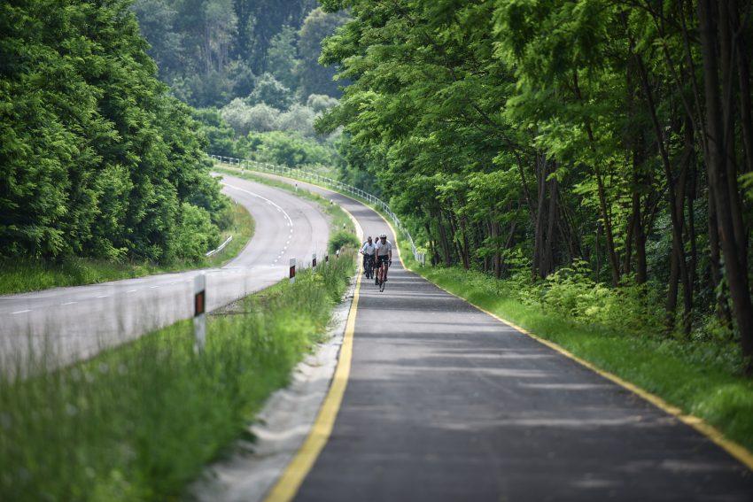 Kerékpártúra Eger környékén