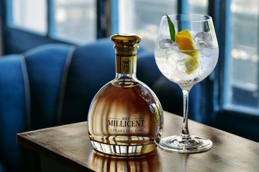 Itt az új magyar gin, a Mrs Millicent