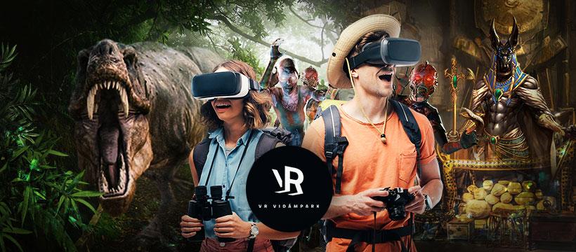 Családi programok Budapesten: VR Vidámpark