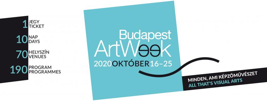 Budapest Art Week (2020. október 16-25.)