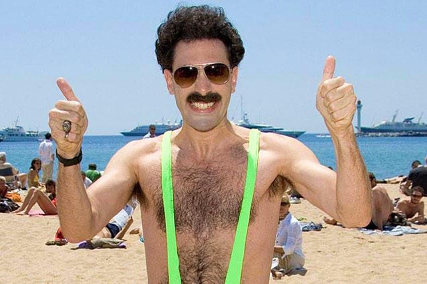 Jön a Borat 2