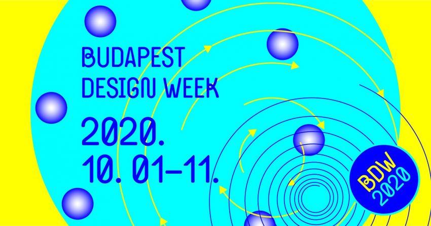 Budapest programok 2020 október: Budapest Design Week
