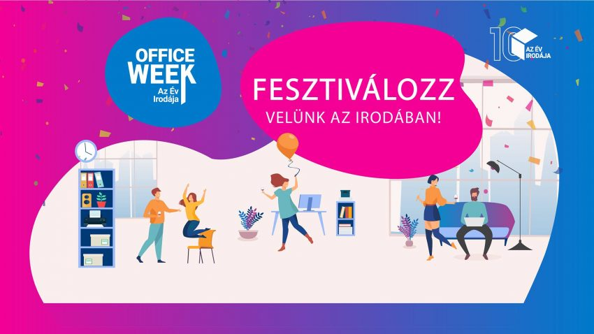 Programok Budapesten 2020 október: Office Week - The workplace festival