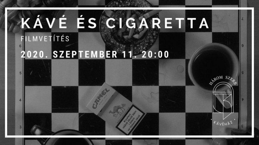 Hétvégi programok Budapesten: Kávé és cigaretta