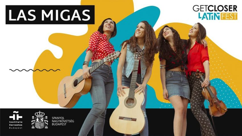 Las Migas | GetCloser Latin Fest (2020. október 21.)