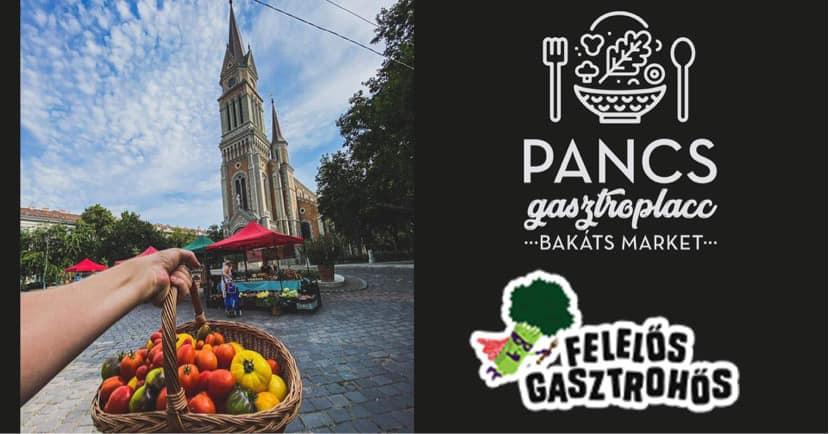 Budapesti programok a hétvégén: Bakáts Market