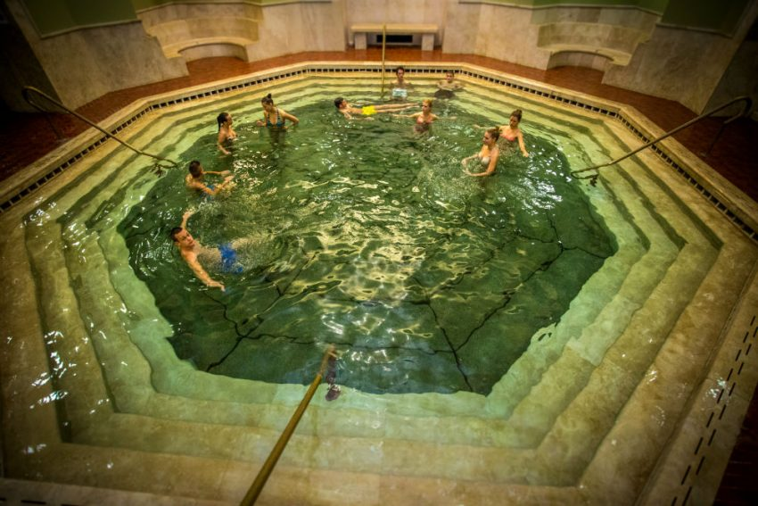 Itt frissülj fel Egerben: Török- és termálfürdő