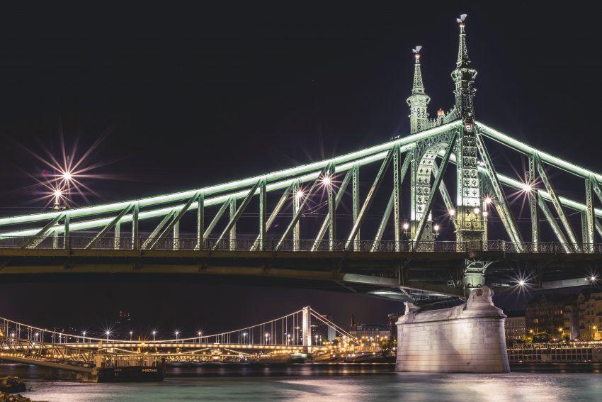 Budapesti hidak