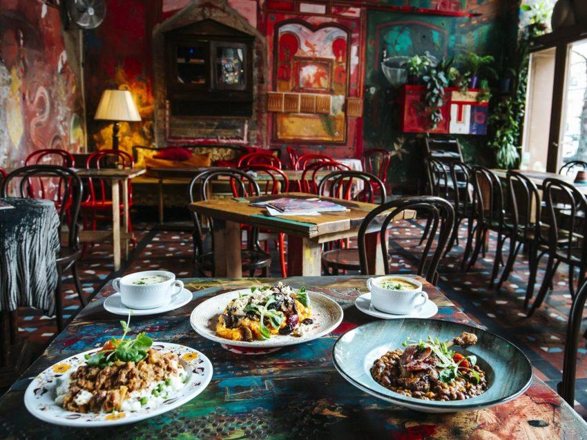 Ebédmenü Budapesten: Púder