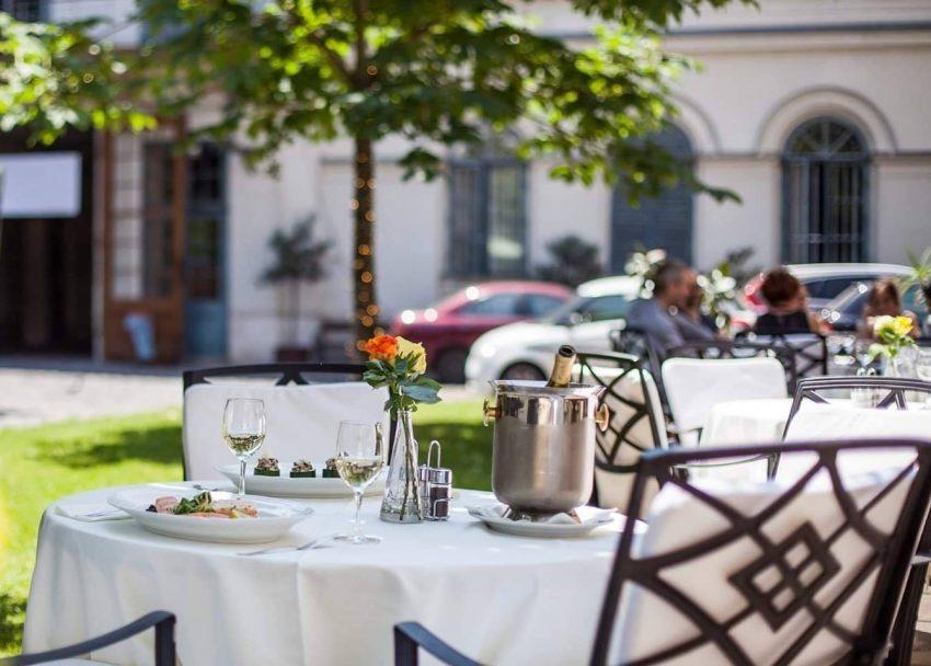 Ebédmenü Budapesten: Károlyi Étterem