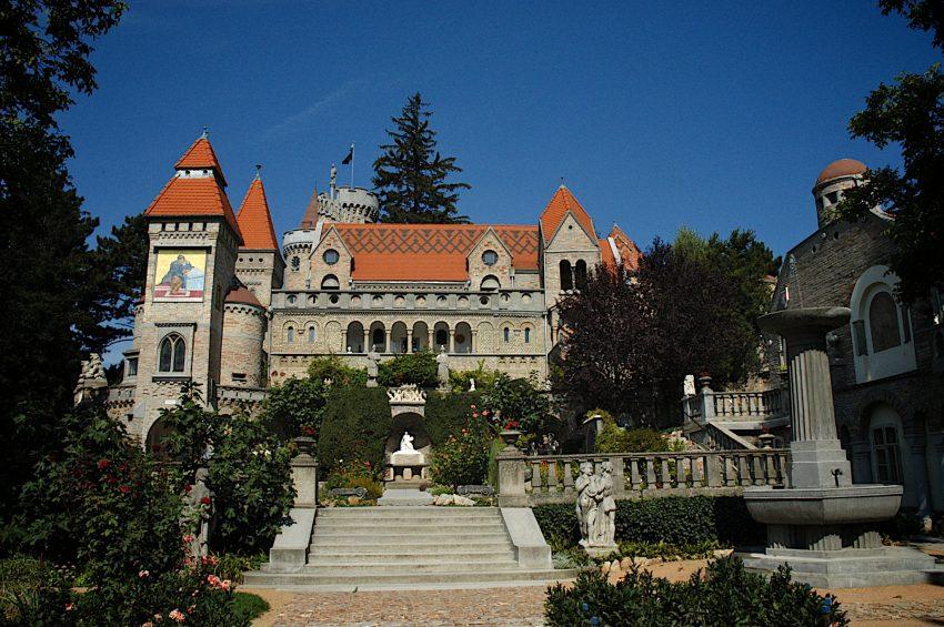 Budapest környéki kirándulóhelyek: Bori-vár