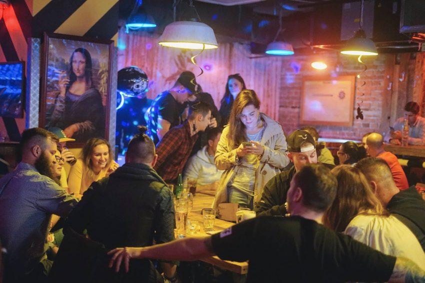 A budapesti egyetemisták kedvenc sörözője: Műhely Pub