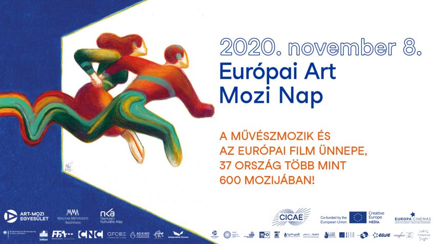 Programok Budapest 2020 november: 5. Európai Art Mozi Nap