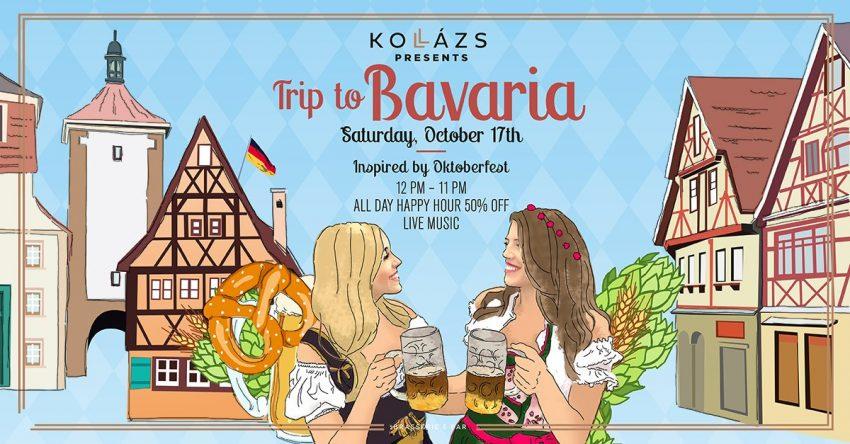 Trip to Bavaria – Oktoberfest
