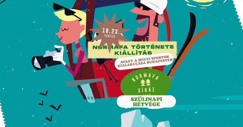 Normafa sport története kiállítás - Szülinapi Hétvége